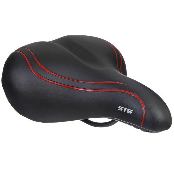 Седло для велосипеда STG VD837A-08. Х54044-5Х54044-5Седло STG