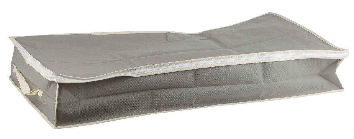 Чехол для хранения вещей White Fox Standart, цвет: серый, 16 х 45 х 90 см6113MЧехол для хранения White Fox Standart выполнен из высококачественного нетканого материала. Он обеспечит надежное хранение вашей одежды и различных вещей, защитит от повреждений, пыли, грязи во время хранения и транспортировки.