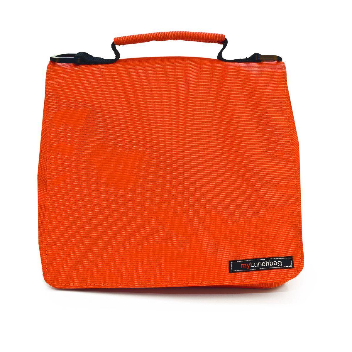 Термо ланч-бокс Iris SMART MyLunchbag, цвет: оранжевыйVT-1520(SR)ТермоЛанчбокс SMART MyLunchbag?.?Отлично сохраняет свежесть и вкус продукта на несколько часов. Пригодится везде: на прогулке, на работе, учебе и т.д. С ним легко справится даже ребенок! Легко складывается до небольших размеров. Присутствует удобный кармашек для аксессуаров и регулируемый ремень для переноски (в одной руке или на плече).Рекомендуется регулярно стирать вручную в теплой воде с мылом.Сделан из полиэстера