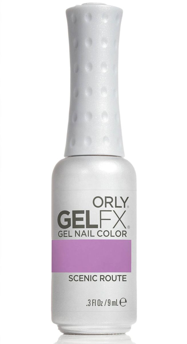 Orly Гель-лак для ногтей Gel FX Gel Nail Lacquer 875 Scenic Route .3oz/9мл7220861000Профессиональная система гель-маникюра GELFX содержит витамины A, Е и В5, исключает возникновение проблем с ногтями, обладает свойством выравнивания ногтей, и главное, дарит невероятно стойкий маникюр на целых две недели. Палитра с рейтинговыми оттенками ORLY позволяет с легкостью подобрать нужный цвет к новому образу.