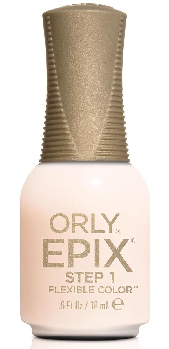 Orly Эластичное цветное покрытие EPIX Flexible Color 957 CHATEAU CHIC, 18 мл