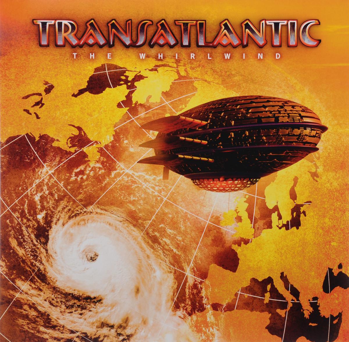 Transatlantic Transatlantic. The Whirlwind (2 LP + CD) the black keys the black keys el camino 2 lp