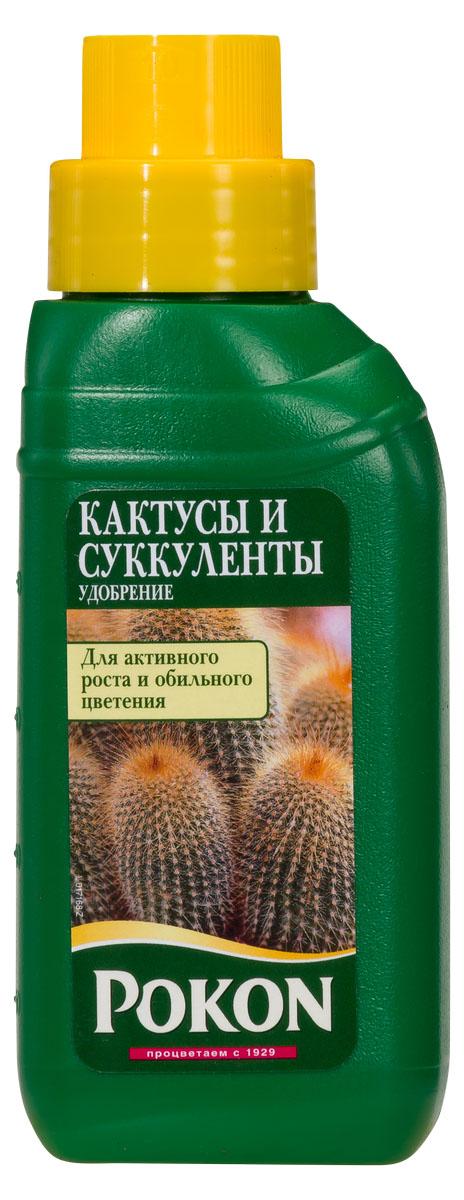 Удобрение Pokon для кактусов, 250 мл790009Удобрение Pokon для кактусов:NPK 4 + 7 + 7.Кактусы и суккуленты — растения, требующие особого ухода. Это удобрение, специально разработанное для подкормки кактусов и суккулентов, обеспечивает их сбалансированный рост и обильное цветение.Инструкция по применению:- Добавьте удобрение в воду для полива (10 мл на 1 л воды).- Поливайте растения раствором удобрения 1 раз в 2 недели.- С ноября по февраль подкормка не нужна.Состав:Жидкое удобрение с соотношением NPK 4 + 7 + 7.Удобрение соответствует нормам ЕС.