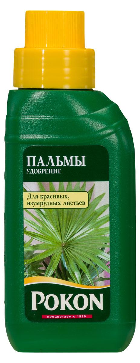 Удобрение Pokon для пальм, 250 млBH0119-RУдобрение Pokon для пальм:NPK 6 + 6 + 5.Для нормального роста и здоровья пальмам нужен хороший уход, который позволяет предотвратить грибковые заболевания. Это сбалансированное удобрение специально разработано для подкормки пальм и обеспечивает растениям красивые зеленые листья.Инструкция по применению:- Добавьте удобрение в воду для полива (5 мл на 1 л воды).- Поливайте растения раствором удобрения 1 раз в неделю.- С декабря по январь подкормка не нужна.Состав:Жидкое удобрение с соотношением NPK 6 + 6 + 5.Удобрение соответствует нормам ЕС.Уважаемые клиенты! Обращаем ваше внимание на возможные изменения в дизайне упаковки. Качественные характеристики товара остаются неизменными. Поставка осуществляется в зависимости от наличия на складе.
