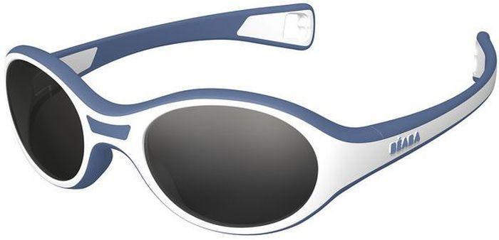 Beaba Солнцезащитные очки детские Sunglasses Kids 360 M категория 3 цвет голубойINT-06501Детские очки Kid M Beaba - идеальная защита от агрессивных УФ лучей.Детские очки Kid M Beaba 3 категории защитят кроху от УФ лучей при любых обстоятельствах: на прогулке, на море, в горах.Качество и безопасность с оптимальной защитой от ультрафиолетовых лучей (UVA, UVB) - 3 категория.Эргономичная оправа 360°. Специально разработанная из двух дополняющих друг друга материалов гибкая оправа повторяет морфологию головы малыша, не давит за ушами. Благодаря более нежному внутреннему слою, очки не давят на нос.Благодаря загнутым дужкам очки не слетают при движении малыша. Основа – полипропилен и СЕБС. Небьющиеся стекла. С 12 месяцев, первые шаги. Сделано во ФранцииОфтальмологи со всего мира все чаще говорят о необходимости защиты детских глаз от агрессивного солнца. Данная тенденция ничуть не является данью моде, а становится острой необходимостью, которую врачи осознали благодаря современным исследованиям.