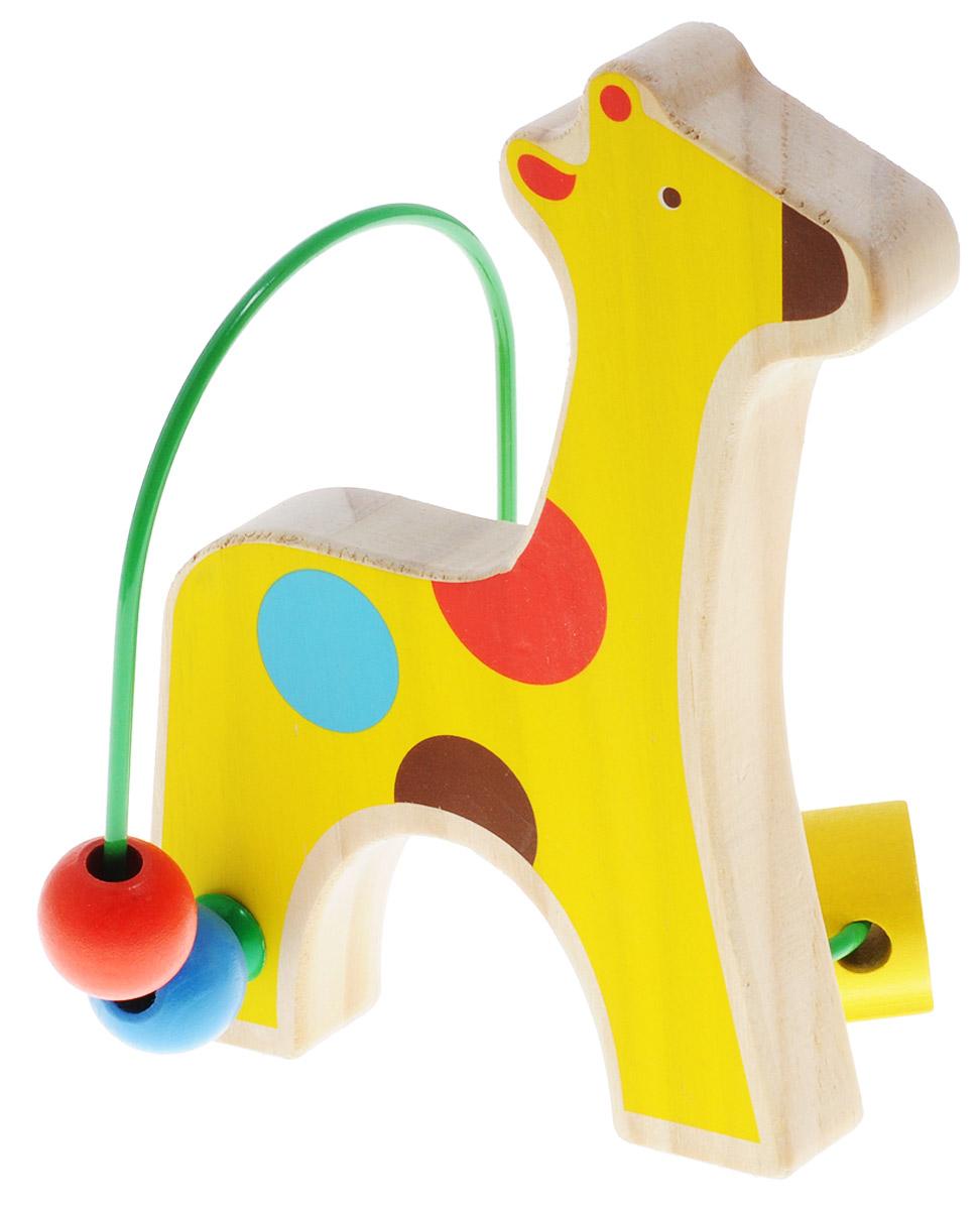 Lucy&Leo Лабиринт Жираф, Мир деревянных игрушек
