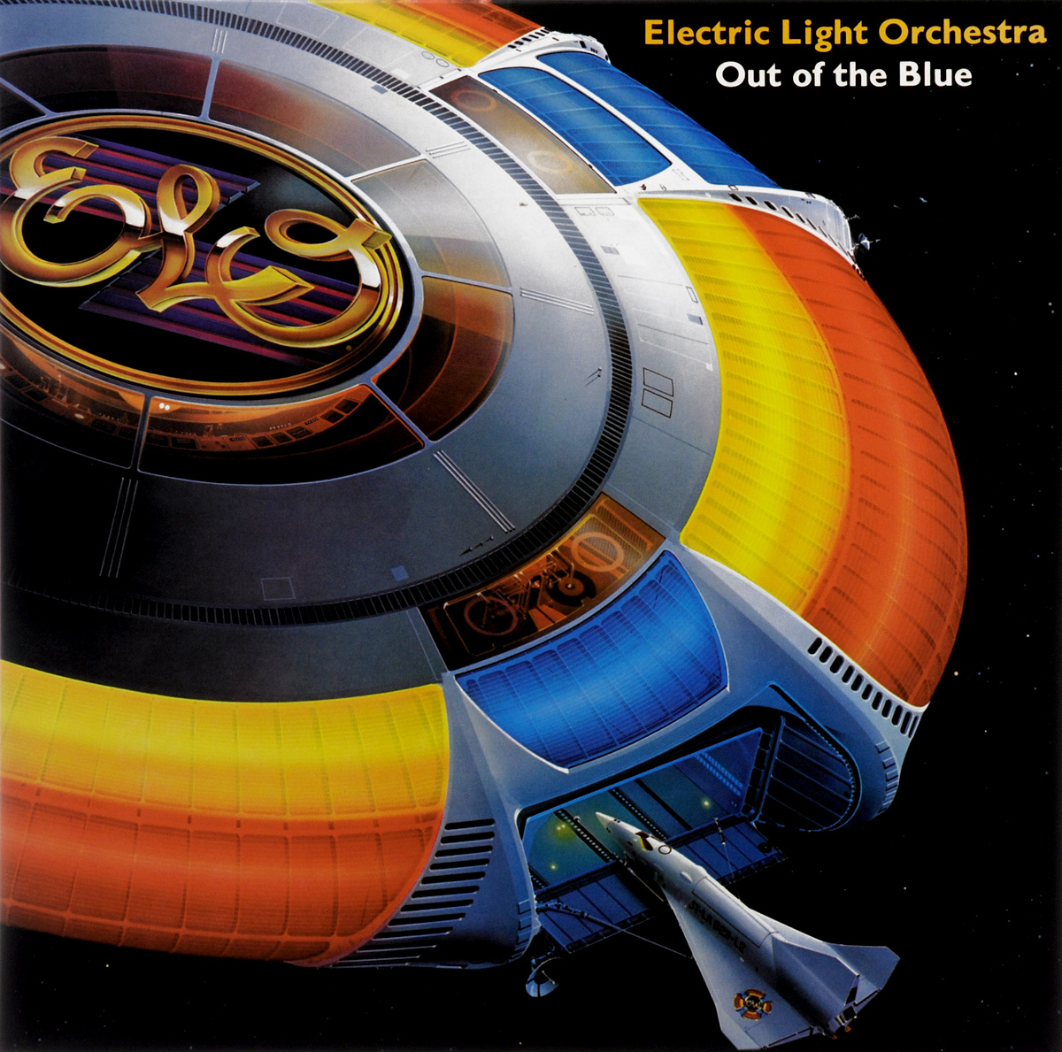 Electric Light Orchestra Electric Light Orchestra. Out Of The Blue (2 LP)