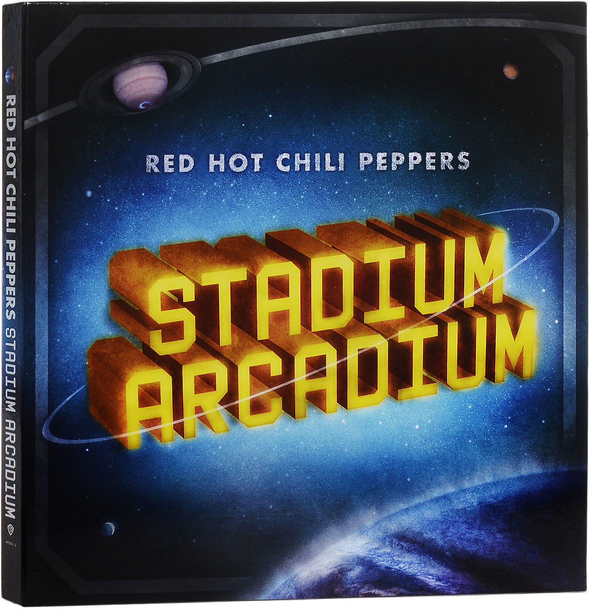 The Red Hot Chili Peppers Red Hot Chili Peppers. Stadium Arcadium (4 LP)