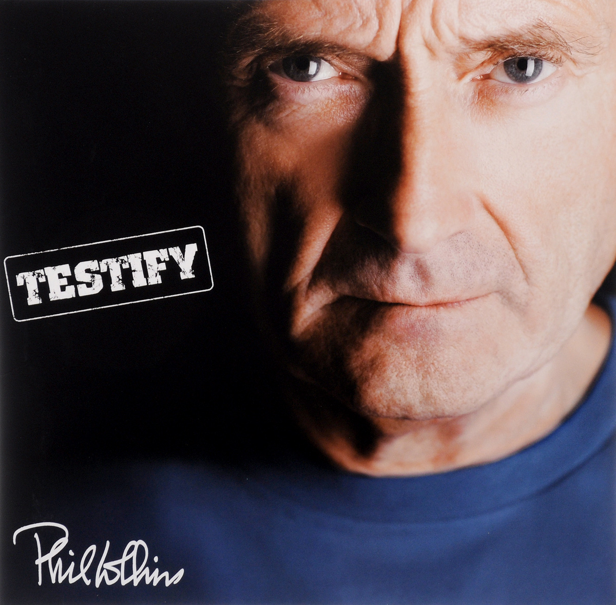 Фил Коллинз Phil Collins. Testify (2 LP) виниловая пластинка phil collins take a look at me now collectors edition