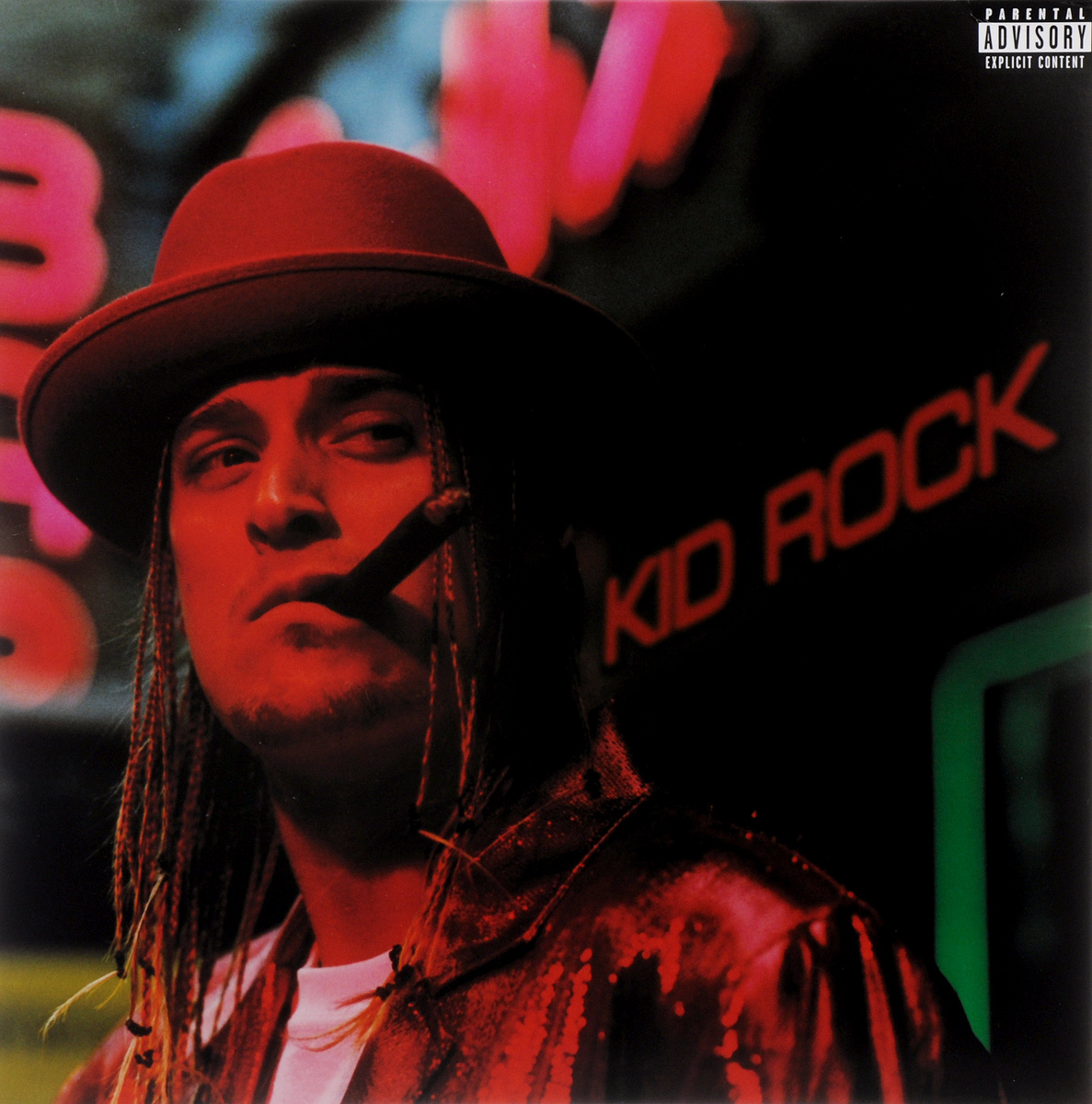 Кид Рок Kid Rock. Devil Without A Cause (2 LP)