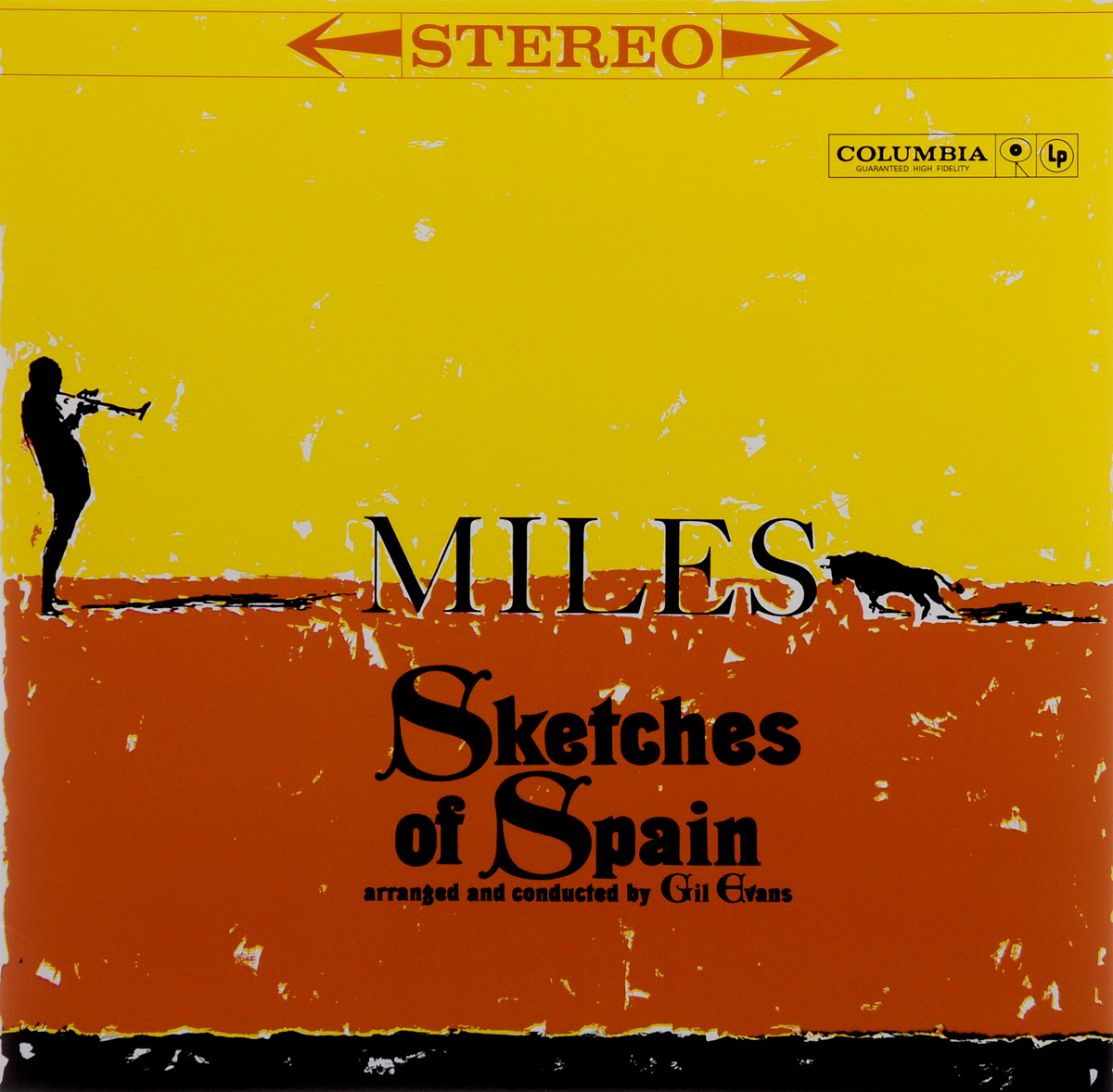 Майлз Дэвис Miles Davis. Sketches Of Spain (LP)  miles davis miles davis miles davis quintet freedom jazz dance the bootleg series vol 5 3 lp