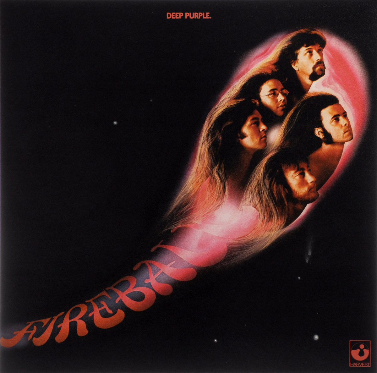 Deep Purple Deep Purple. Fireball (LP) purple rain lp cd