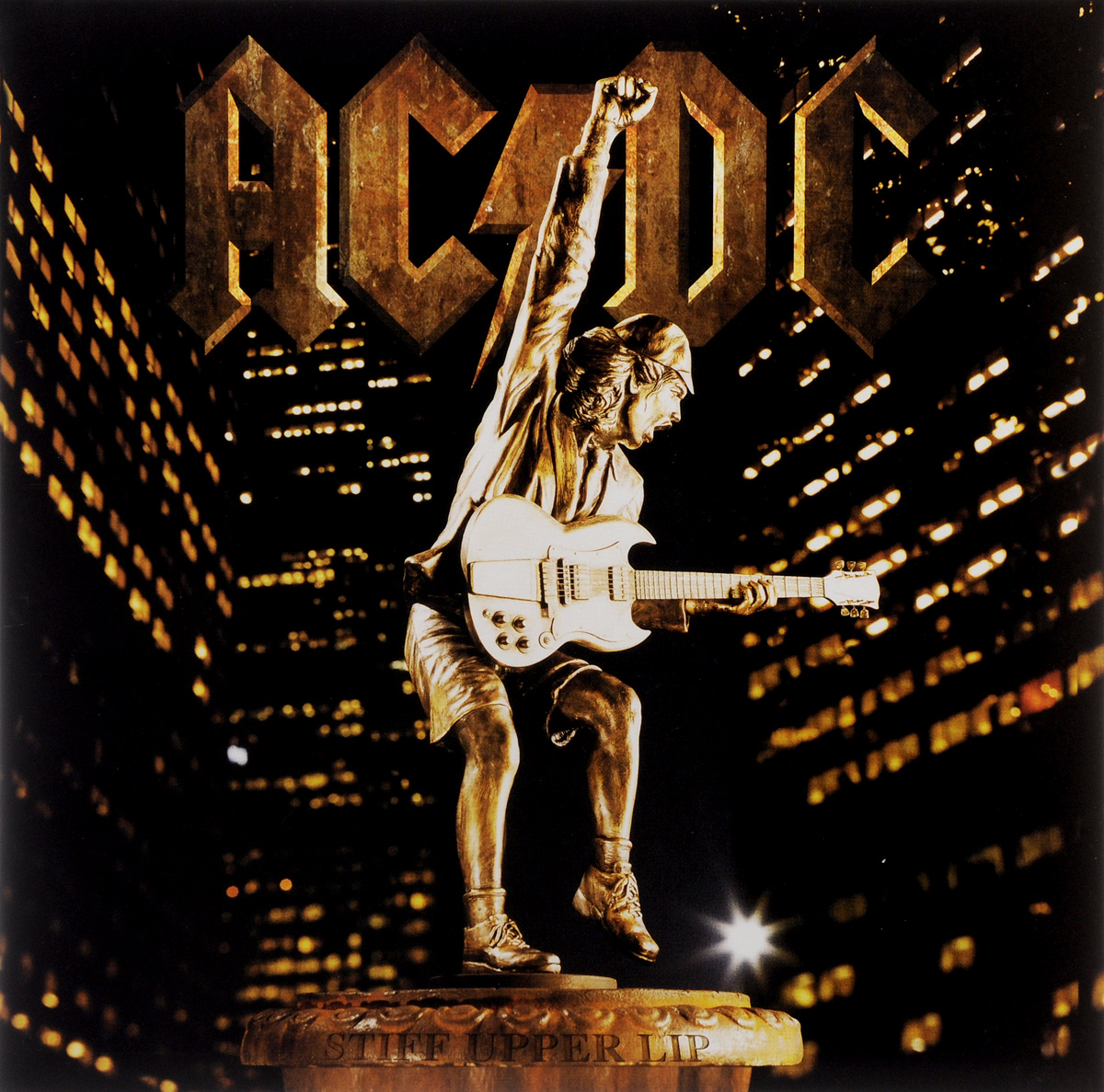 AC/DC AC/DC. Stiff Upper Lip (LP) мультиметр vc3021 ac dc