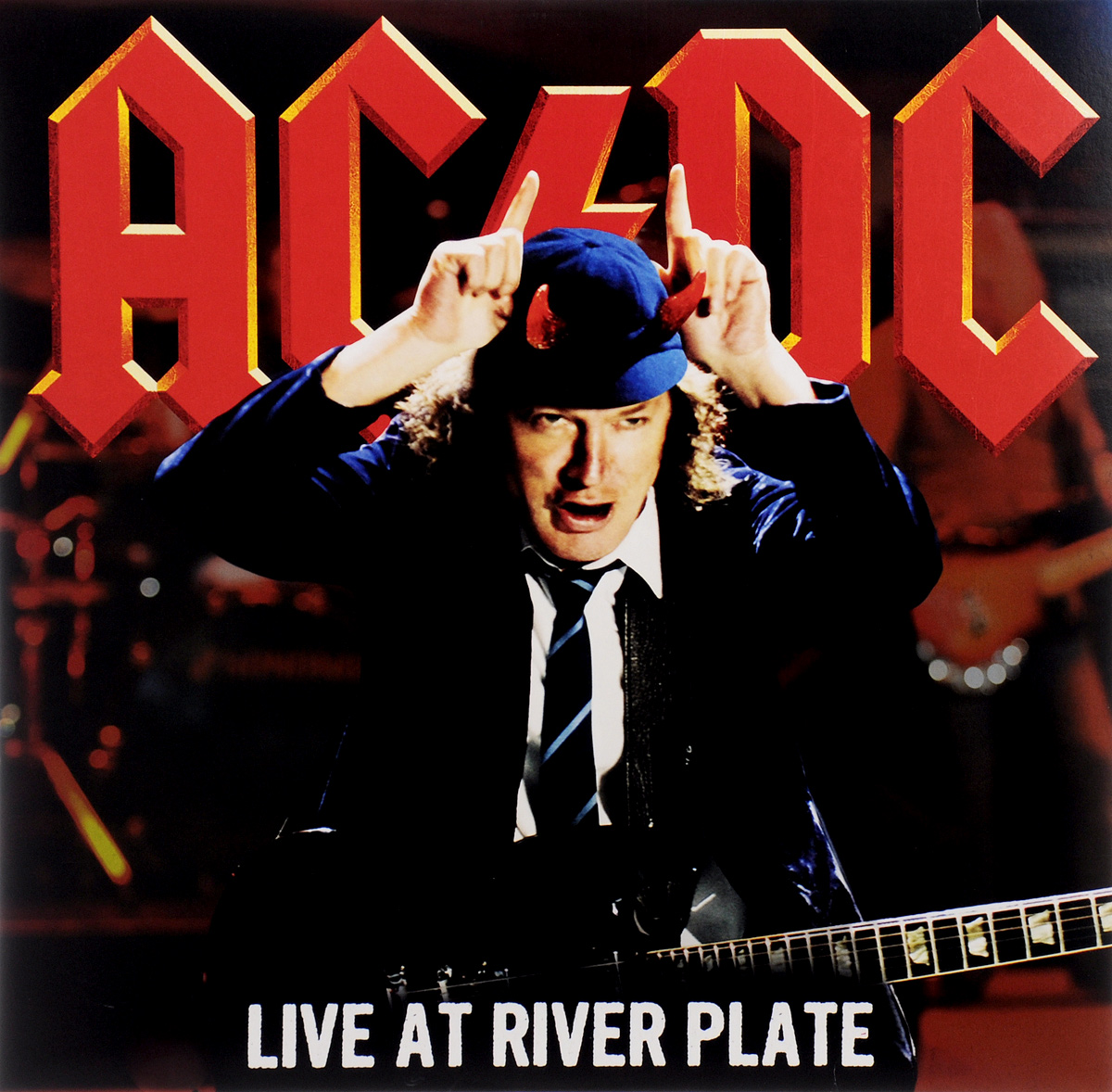 AC/DC AC/DC. Live At River Plate (3 LP) ac dc ac dc live at river plate