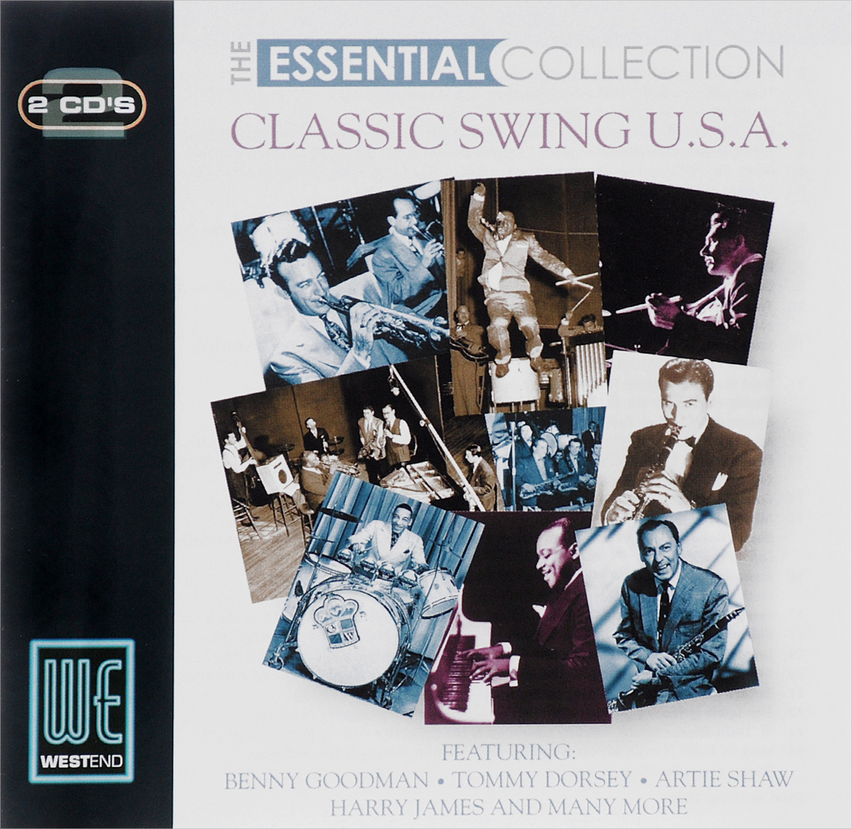 The Essential Collection. Classic Swing U.S.A. (2 CD)