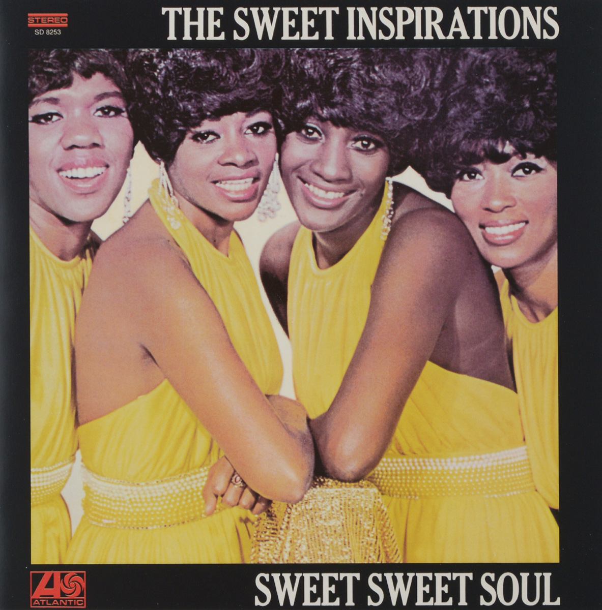 The Sweet Inspirations. Sweet Sweet Soul