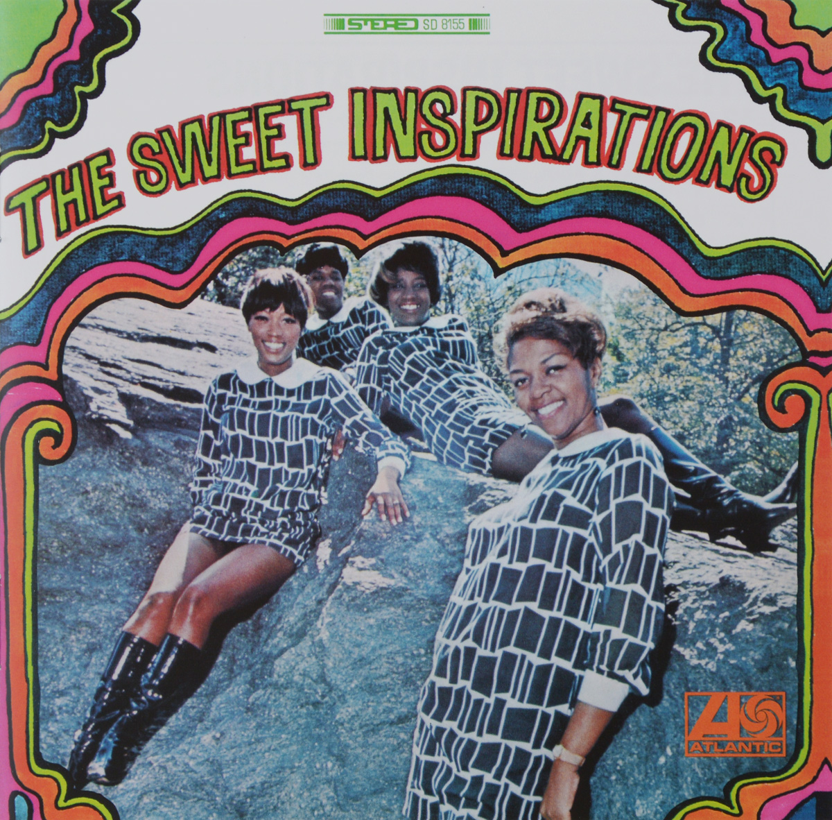 The Sweet Inspirations. The Sweet Inspirations