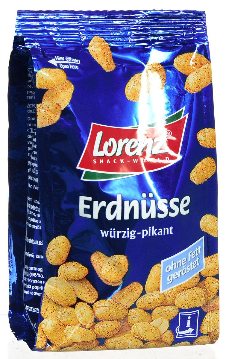 Lorenz арахис пикантный обжаренный без масла, 150 г118Пикантный арахис Lorenz - это орехи, приправленные специями и обжаренные без масла, что придает им особенный вкус.
