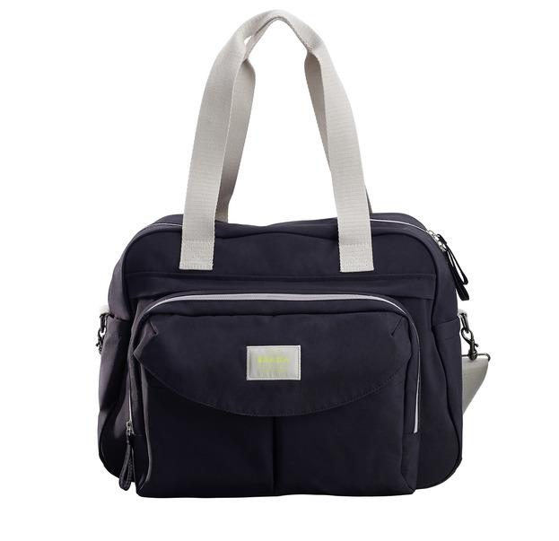 Beaba Сумка для мамы Changing Bag Geneva Ii цвет черный - Сумки для мам