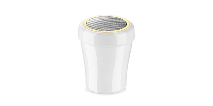 Сахарница Tescoma Delicia, с крышкой, 200 мл115510Сахарница Tescoma Delicia, выполненная из прочного пластика, оснащена прозрачной крышкой для предохранения наполнителя от сырости. Ситечко изготовлено из высококачественной нержавеющей стали. Сахарницу можно легко разобрать.Можно мыть в посудомоечной машине.Диаметр сахарницы (с учетом крышки): 6 см.Высота сахарницы (с учетом крышки): 10 см.