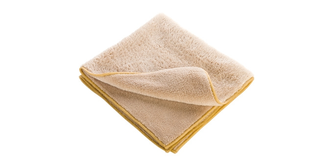 Салфетка Tescoma Clean Kit, 35 х 35 смVCA-00Полотенце Tescoma Clean Kit, изготовленное из микрофибры (хлопок), отлично подходит для уборки всех видов мебели и интерьера от пыли. Качество материала гарантирует безопасность не только взрослым, но и самым маленьким членам семьи. Мягкое и пушистое полотенце сделает интерьер вашей кухни стильным и гармоничным.