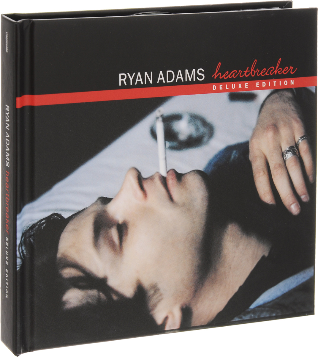 Брайан Адамс Ryan Adams. Heartbreaker. Deluxe Edition (2 CD + DVD) fleetwood mac –tusk deluxe edition 2 lp 5 cd dvd