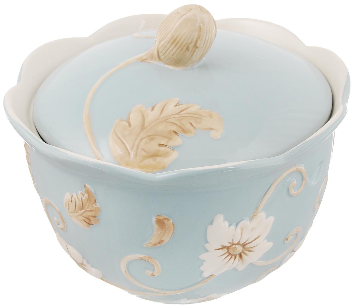 Супница Loraine Розы с крышкой, 2 л22452Супница Loraine Розы выполнена из доломита и оснащена плотно прилегающей крышкой. Супница оформлена красивым рельефным рисунком.Изделие предназначено для красивой подачи супа и сервировки стола. Яркий дизайн, несомненно, придется вам по вкусу.Посуду можно использовать в микроволновой печи и холодильнике. Можно мыть в посудомоечной машине.Диаметр супницы: 22 см.Высота стенок супницы: 13,5 см.Высота супницы (с учетом крышки): 19 см.Объем: 2 л.