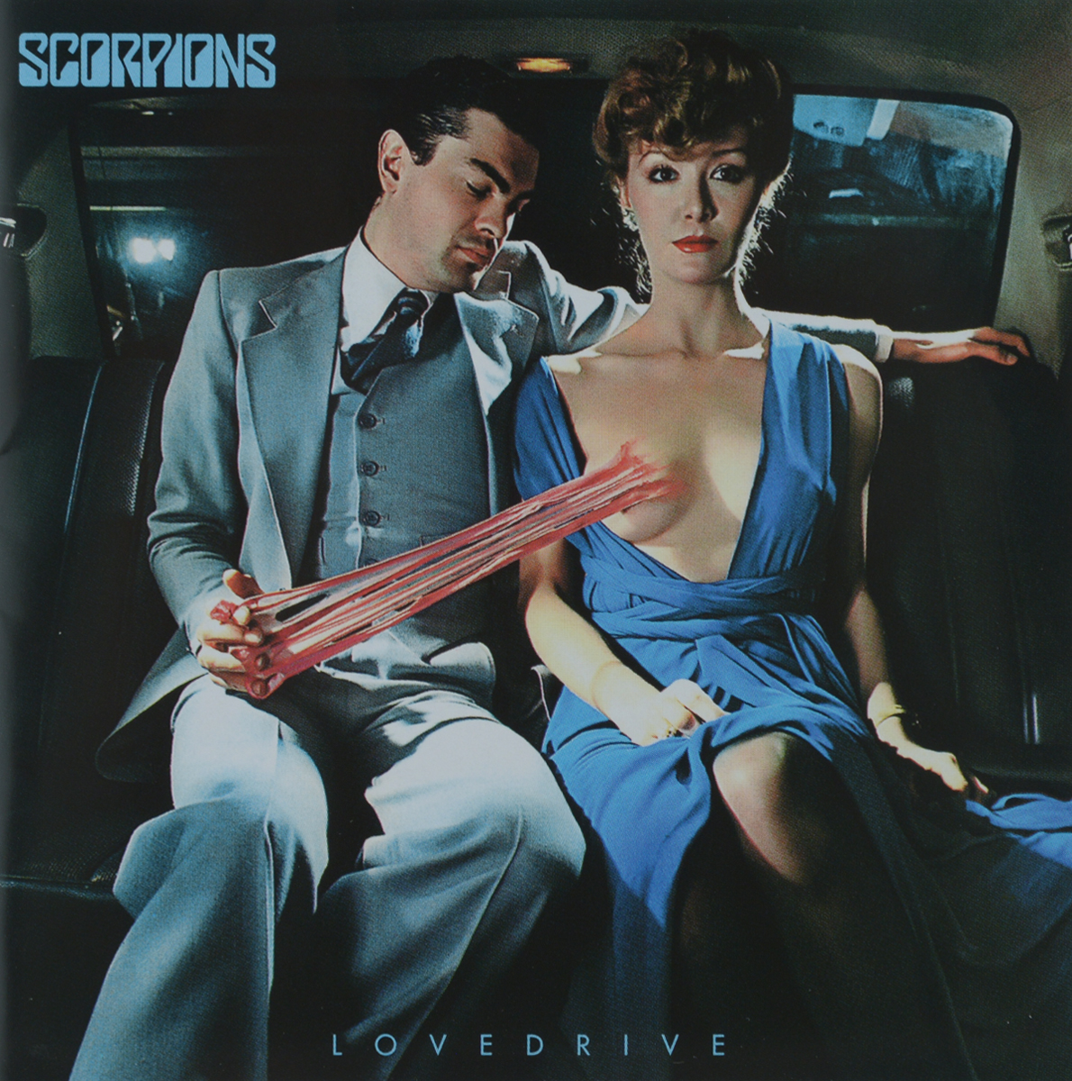 Scorpions Scorpions. Lovedrive whole set selling 16 folding mother