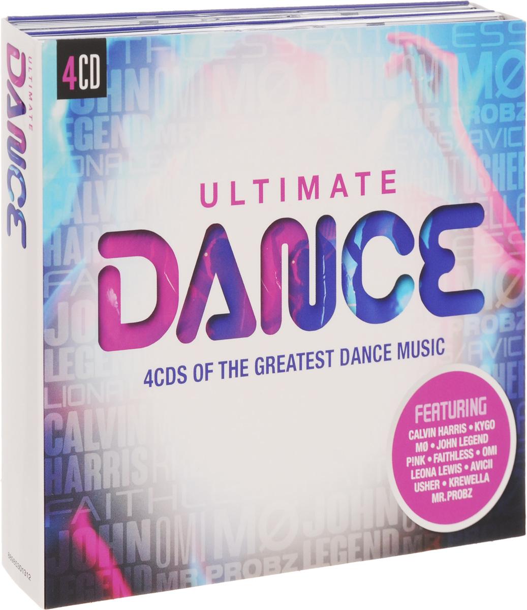 Ultimate Dance (4 CD) warner bros pictures inc vertigo entertainment media asia films ltd