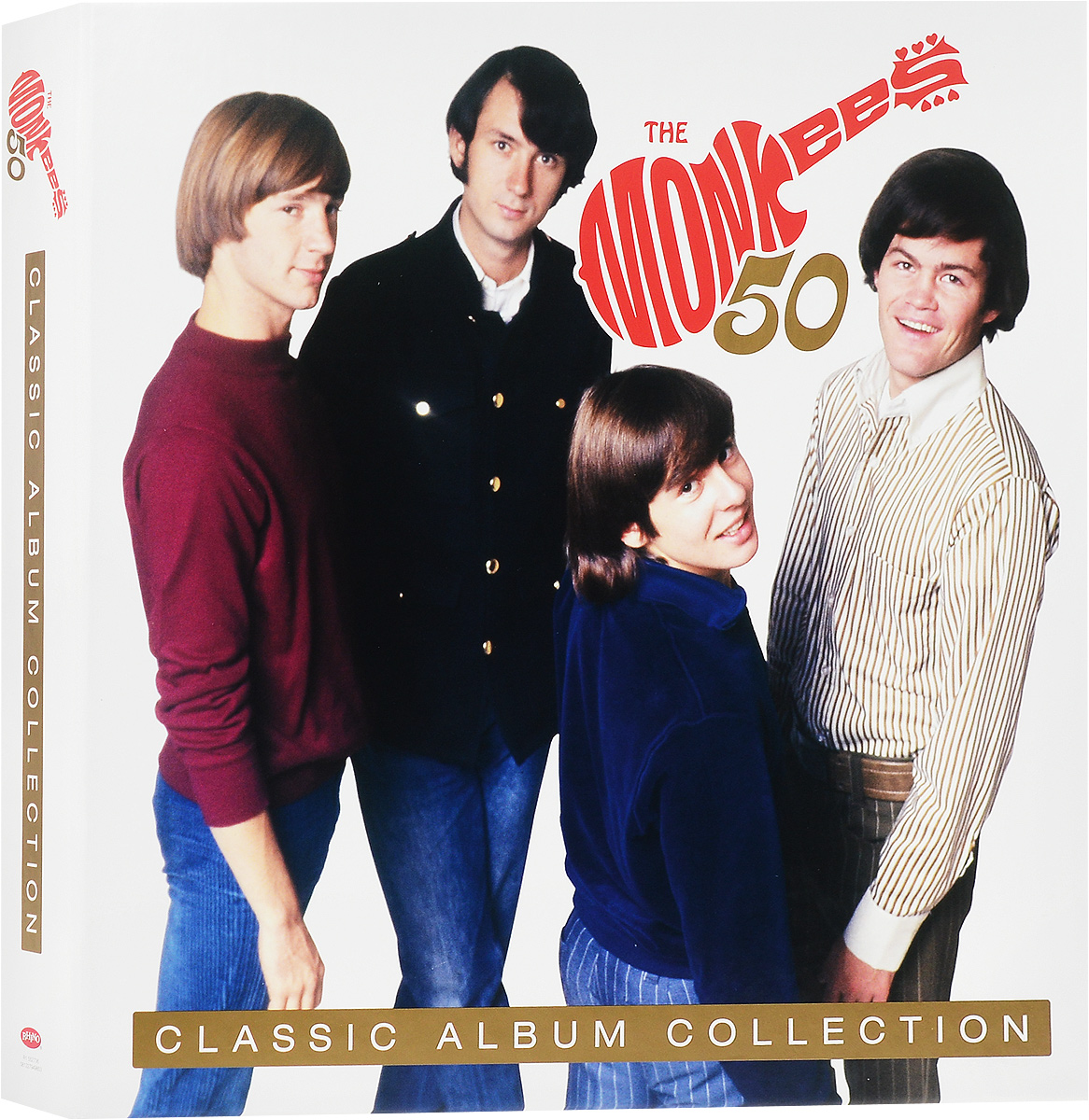 The Monkees The Monkees. Classic Album Collection (10 LP) the classic 90s collection cd