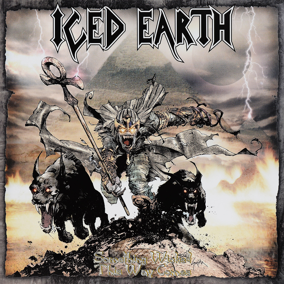 Iced Earth Iced Earth. Something Wicked This Way Comes (2 LP) workbook 4 way ahead workbook