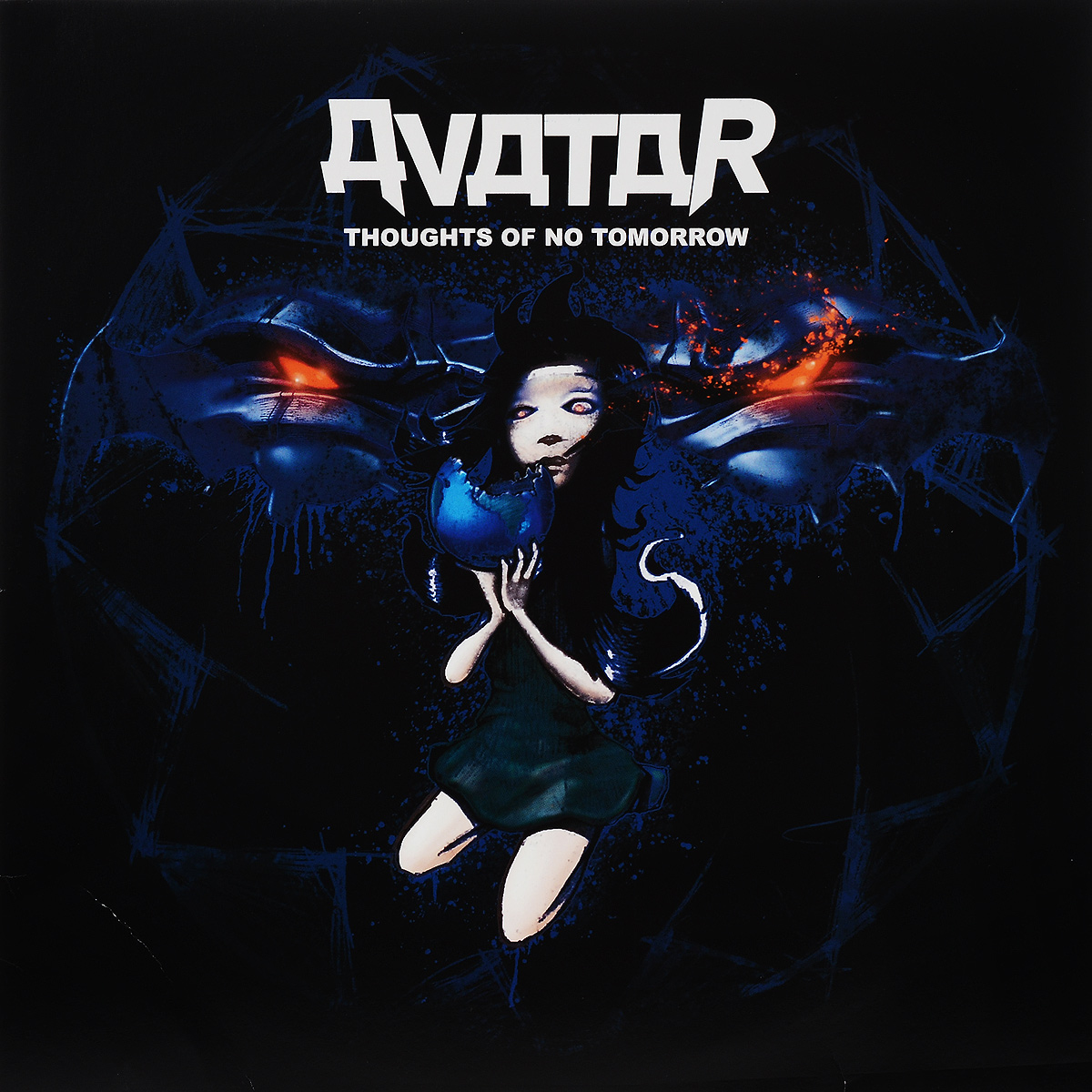 Avatar Avatar. Thoughts Of No Tomorrow (LP) river of tomorrow