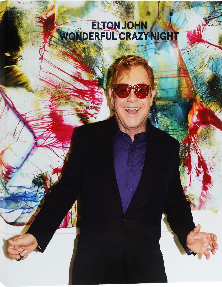 Элтон Джон Elton John. Wonderful Crazy Night (LP + 2CD) элтон джон elton john greatest hits 1970 2002 2 cd
