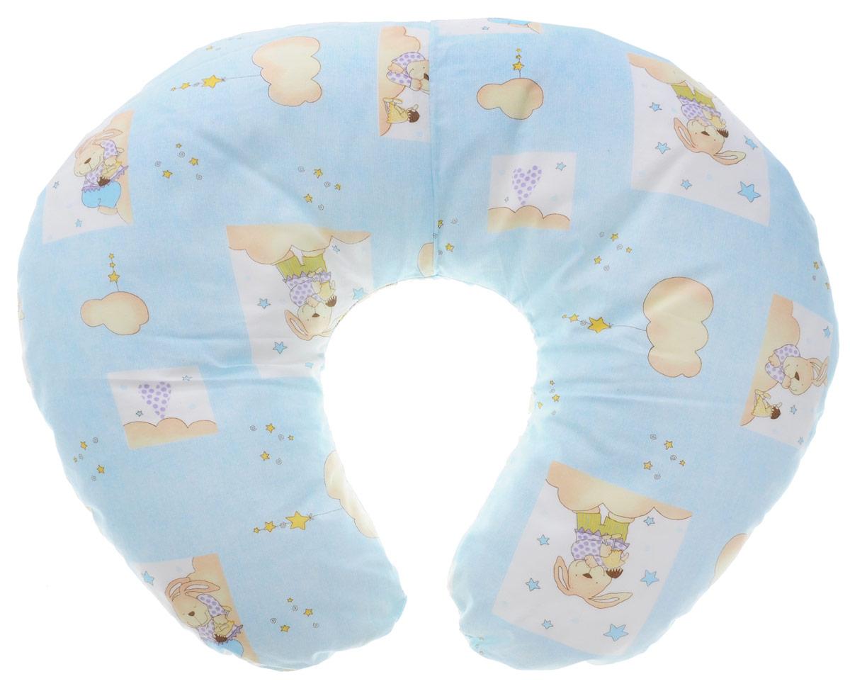 Plantex Подушка для кормящих и беременных мам Comfy Small Заяц цвет голубойNap200 (40)Многофункциональная подушка Plantex Comfy Small. Заяц идеальна для удобства ребенка и его родителей.Зачастую именно эта модель называется подушкой для беременных. Ведь она создана именно для будущих мам с учетом всех анатомических особенностей в этот период. На любом сроке беременности она бережно поддержит растущий животик и поможет сохранить комфортное и безопасное положение во время сна. Также подушка идеально подходит для кормления уже появившегося малыша. Позже многофункциональная подушка поможет ему сохранить равновесие при первых попытках сесть.Чехол подушки выполнен из 100% хлопка и снабжен застежкой-молнией, что позволяет без труда снять и постирать его. Наполнителем подушки служат полистироловые шарики - экологичные, не деформируются сами и хорошо сохраняют форму подушки.Подушка для кормящих и беременных мам Plantex Comfy Small. Заяц - это удобная и практичная вещь, которая прослужит вам долгое время.Подушка поставляется в сумке-чехле.При использовании рекомендуется следующий уход: наволочка - машинная стирка и глажение, подушка с наполнителем - ручная стирка.