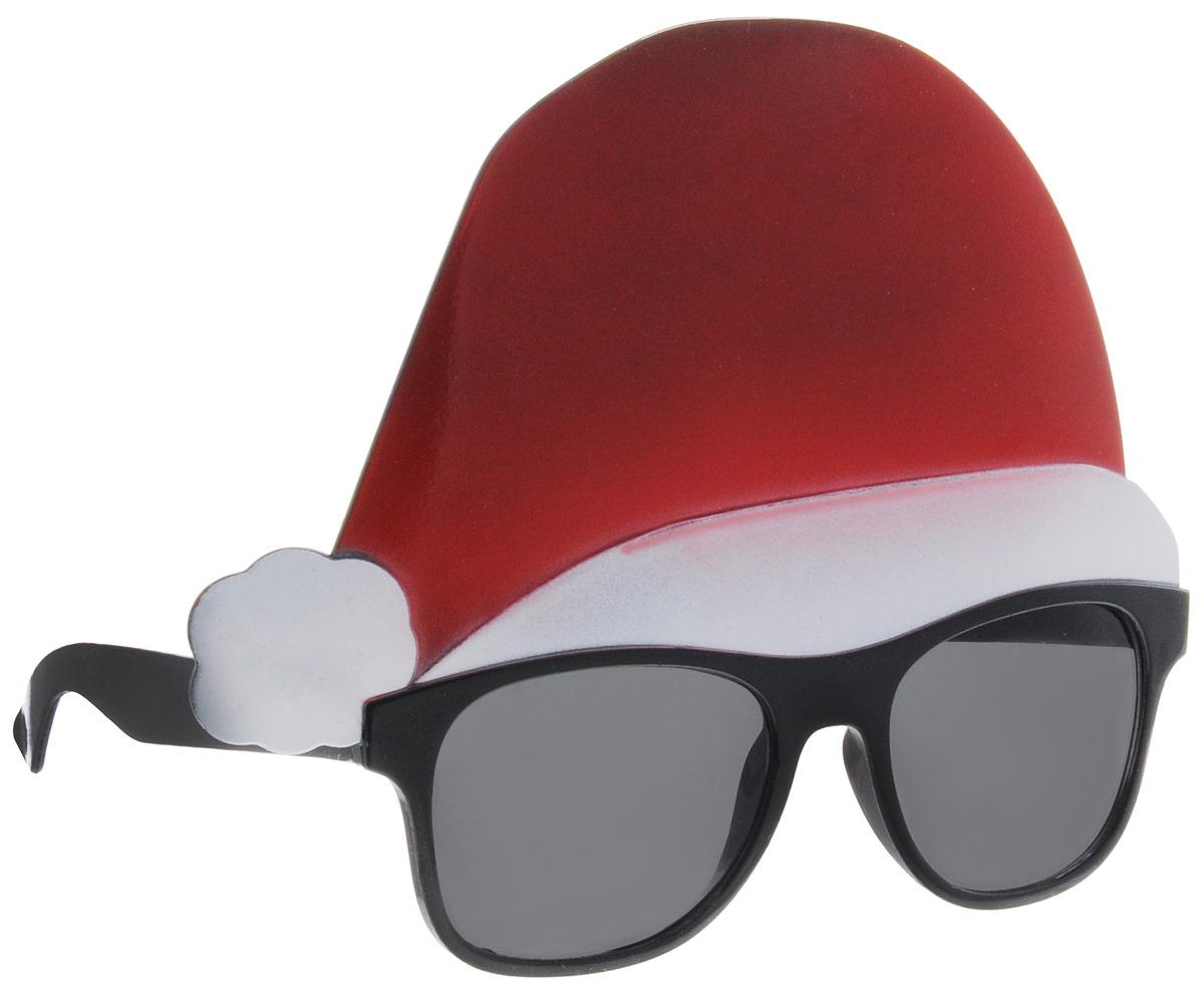 Partymania Очки для вечеринок Дед мороз -  Очки карнавальные