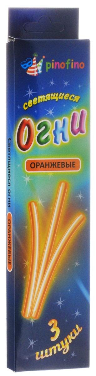 Pinofino Светящиеся огни цвет оранжевый 3 шт