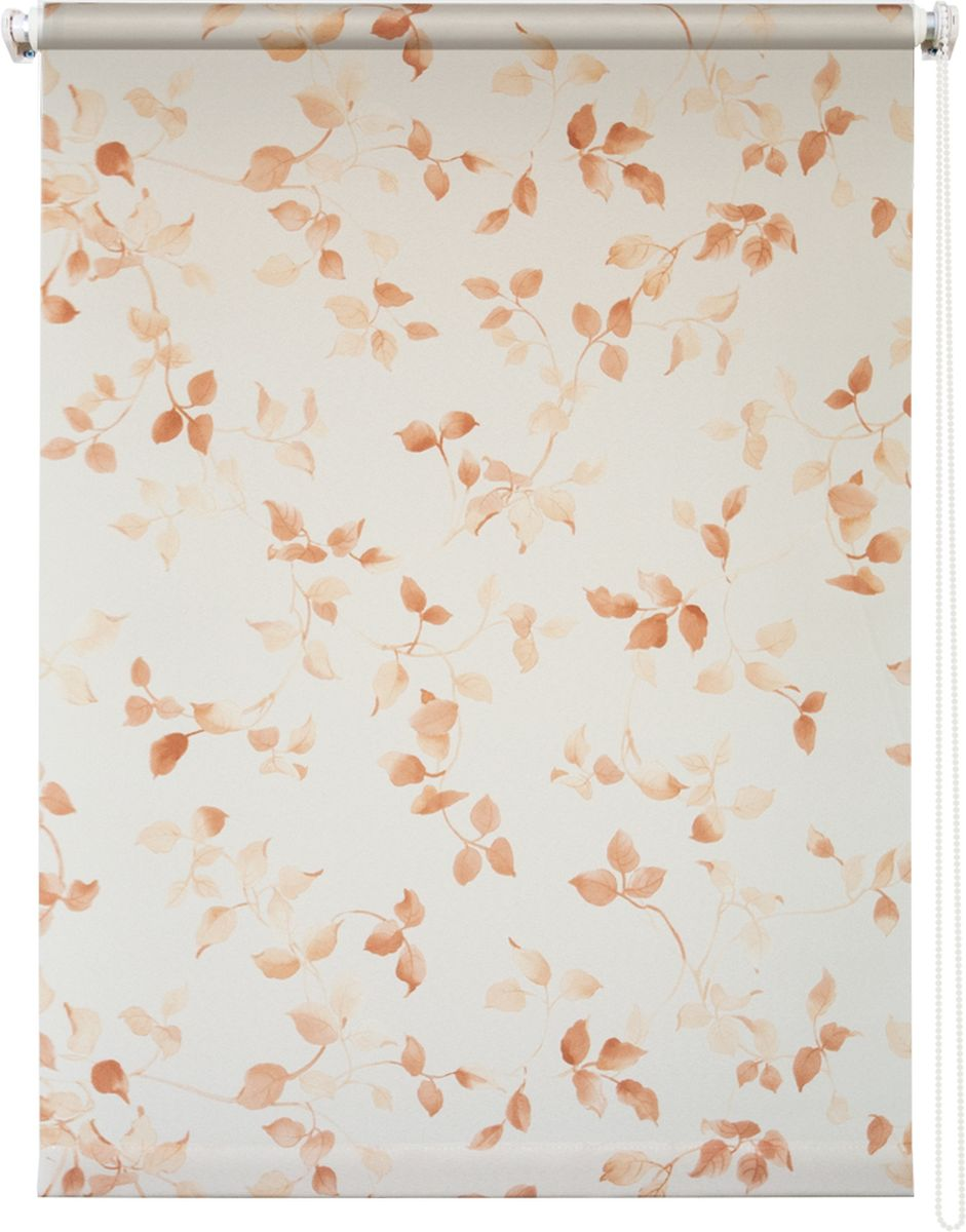 Штора рулонная Уют Березка, цвет: белый, коричневый, 60 х 175 см62.РШТО.8983.060х175Штора рулонная Уют Березка выполнена из прочного полиэстера с обработкой специальным составом, отталкивающим пыль. Ткань не выцветает, обладает отличной цветоустойчивостью и светонепроницаемостью.Штора закрывает не весь оконный проем, а непосредственно само стекло и может фиксироваться в любом положении. Она быстро убирается и надежно защищает от посторонних взглядов. Компактность помогает сэкономить пространство. Универсальная конструкция позволяет крепить штору на раму без сверления, также можно монтировать на стену, потолок, створки, в проем, ниши, на деревянные или пластиковые рамы. В комплект входят регулируемые установочные кронштейны и набор для боковой фиксации шторы. Возможна установка с управлением цепочкой как справа, так и слева. Изделие при желании можно самостоятельно уменьшить. Такая штора станет прекрасным элементом декора окна и гармонично впишется в интерьер любого помещения.