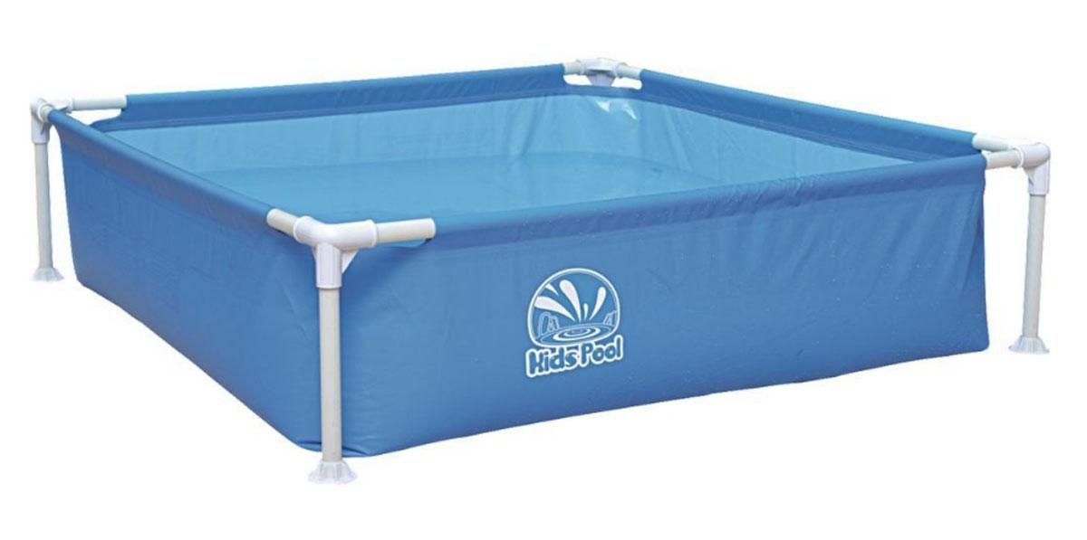 Бассейн каркасный Jilong Kids Frame Pool, цвет: голубой, 122 х 122 x 33 смJL017256NPFV01_голубойБассейн каркасный детский квадратный Jilong Kids Frame Pool - для использования на даче и природе.Характеристики: - Прочная стальная рама с пластиковыми угловыми соединениями- Рама в комплекте- Легкая сборка- Очень прочный 3-х слойный материал- Легко складывается- Компактно упаковывается- В сложенном состоянии не занимает много места- Самоклеящаяся заплатка в комплектеКомпания JILONG это широкий выбор продукции высокого качества и отличный выбор для отдыха на природе.