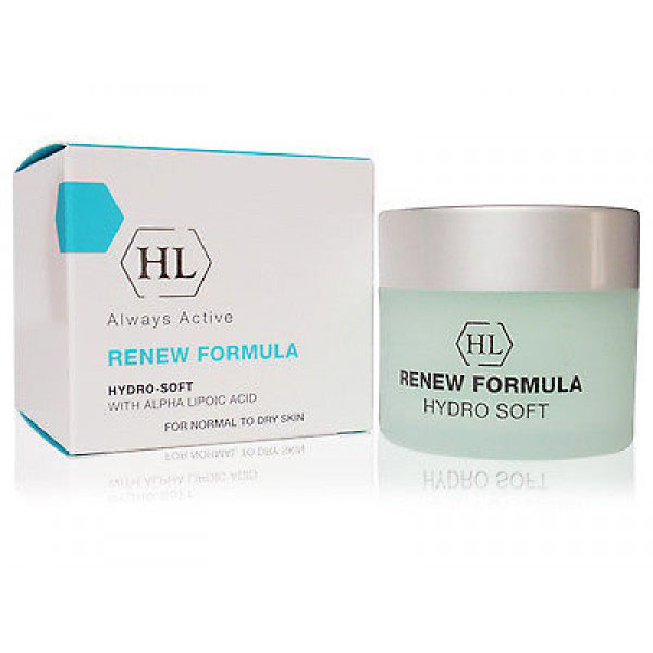 Holy Land Увлажняющий крем Renew Formula Hydro-Soft Cream SPF 12 50 мл holy land питательный крем holy land renew formula nourishing cream 118067 50 мл