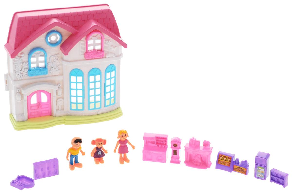 S+S Toys Игровой набор Волшебная вилла игрушки для ванны tolo toys набор ведерок квадратные