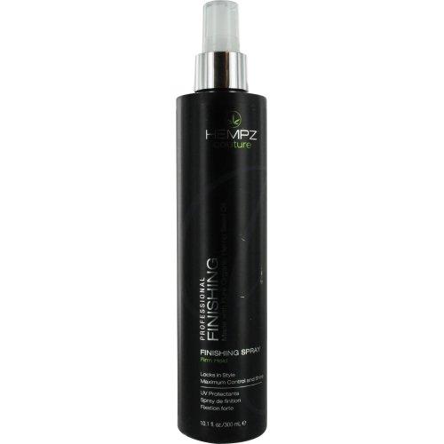 Hempz Лак для волос средней фиксации Finishing Shaping Spray Medium Hold 300 мл390787Лак для волос средней фиксации Finishing Shaping Spray Medium Hold позволяет сохранить укладку в первоначальном виде в течение целого дня. Он надежно защищает прическу в любую ненастную погоду, так как обладает влагостойким эффектом. Содержание натуральных растительных компонентов в лаке предохраняет окрашенные волосы от выцветания, а присутствие экстрагированных компонентов семян конопли эффективно увлажняет волосы, не утяжеляя и не склеивая их. Дополнительную действенную защиту окрашенным волосам обеспечивают УФ-фильтры, входящие в состав лака. Средство снабжено удобным дозатором для распыления. Состав активных компонентов: экстракт семян конопли.