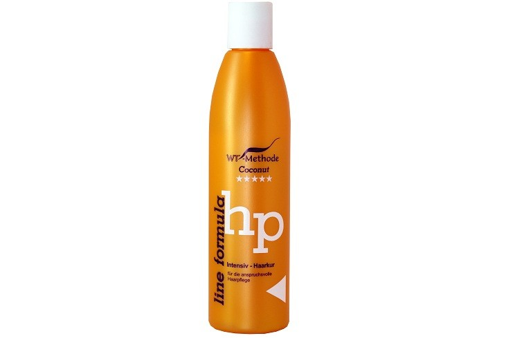WT-Methode Бальзам Кокос для волос Balsam Coconut 250 млFS-00897Coconut – бальзам, созданный для интенсивного ухода за волосами всех типов. Его уникальная формула позволяет эффективно защищать волосы от негативного воздействия окружающей среды, питать кожу головы, придавать волосам объём, силу и блеск, а также гарантирует лёгкость расчёсывания (как влажных, так и сухих волос). Кроме того, он прекрасно успокаивает кожу головы и дарит волосам лёгкий аромат кокосового дерева.