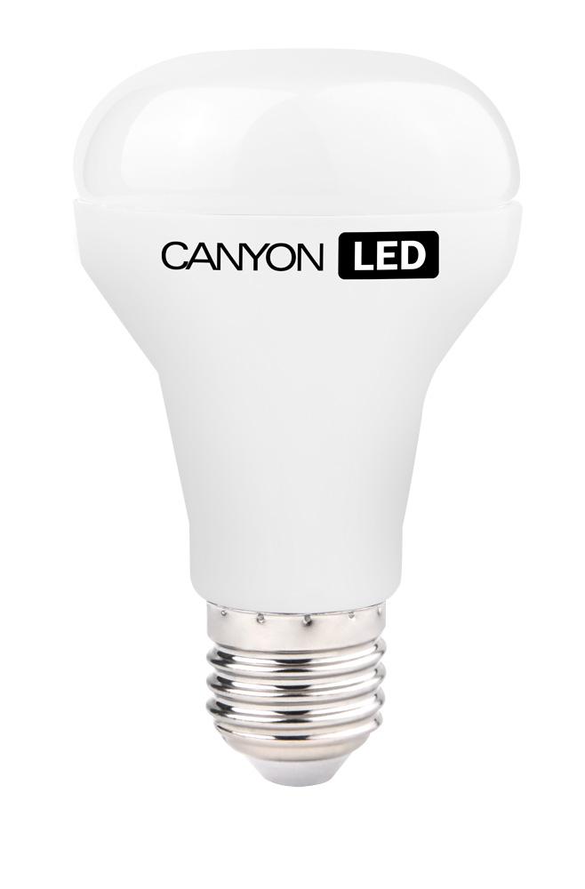 Лампа светодиодная Canyon, цоколь E27, 6 Вт, 2700К5-G45/830/E14Лампочка традиционной формы Canyon излучает мягкий свет. Имеет уникальный модуль Cob Ice Canyon, позволяющий избежать чрезмерного нагревания. Предназначена для установки в светильниках с цоколем E27. Является отличной современной альтернативой для обычных ламп накаливания, позволяя экономить до 90% электроэнергии.
