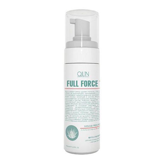 Ollin Мусс-пилинг для волос и кожи головы с экстрактом алоэ Full Force Mousse-Peeling For Hair&Scalp 160 млMP59.3DМусс-пилинг мягко удаляет перхоть, препятствует ее дальнейшему появлению и восстанавливает физиологическое значение pH кожи головы. В основе формулы продукта лежит сочетание экстракта алоэ, климбазола и провитамина B5. Мусс-пилинг очищает волосы и кожу головы и не вызывает раздражения благодаря особой мягкой структуре. Без искусственных скрабирующих веществБез искусственных красителей. Без парабенов. Без SLES.