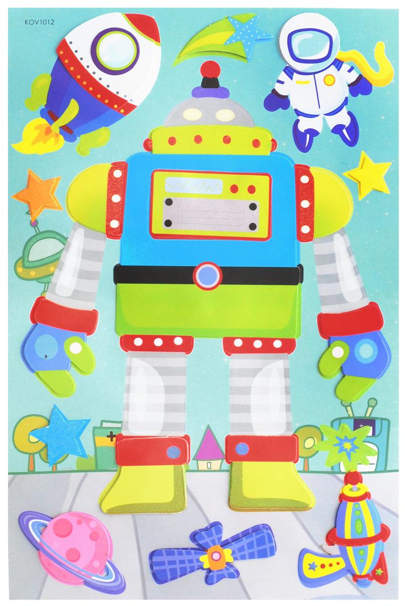 Room Decor Наклейка интерьерная 3D Мальчишьи забавы 10 шт -  Предметы интерьера