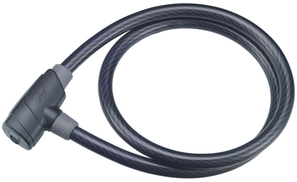 Замок велосипедный BBB PowerSafe, 1,2 х 100 см. BBL-32112737_ABUSПрочный стальной трос велосипедного замка BBB PowerSafe обеспечивает максимальную защиту. Нейлоновая оболочка защищает лакокрасочное покрытие велосипеда. Пыльник обеспечивает защиту блокирующего механизма.Размер: 1,2 х 100 см.