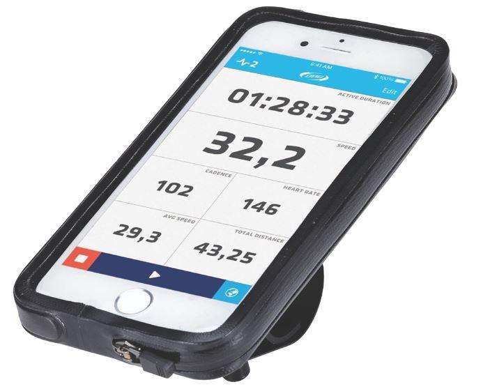 Чехол для телефона BBB Gardian S. BSM-11SХ51967Универсальный чехол BBB Gardian S для вашего смартфона обеспечивает полную сенсорную функциональность. Он водонепроницаем. Ударопрочная подкладка обеспечивает дополнительную защиту от падений. Жесткая внутренняя структура для дополнительной жесткости и устойчивости. Отдельная подкладка для улучшения фиксации смартфонов меньшего размера. На задней стороне имеется окошко для камеры. Качество швов улучшено. Чехол устанавливается в вертикальном или горизонтальном положении. Угол обзора регулируется для удобства просмотра или киносъемки. Монтируется на выносе и руле с помощью крепежа BSM 91 PhoneFix. Монтируется на крышке рулевой колонки с помощью крепежа BSM 92 SpacerFix