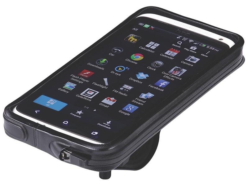 Чехол для телефона BBB Gardian L. BSM-11LГризлиУниверсальный чехол BBB Gardian L защитит ваш телефон во время велопрогулок. Полная сенсорная функциональностьВодонепроницаемость корпуса для защиты во время дождливых днейУдаропрочная подкладка для дополнительной защитыЖесткая внутренняя структура для дополнительной жесткости и устойчивостиОтдельная подкладка для улучшения фиксации смартфонов меньшего размераОснащен окошком для камеры телефонаУлучшенное качество швовУстанавливается в вертикальном или горизонтальном положенииРегулируемый угол обзора для удобства просмотра или киносъемкиМонтируется на выносе и руле с помощью крепежа BSM 91 PhoneFixМонтируется на крышке рулевой колонки с помощью крепежа BSM 92 SpacerFix