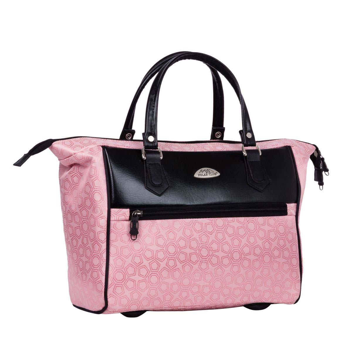 Бьюти-кейс  Polar , цвет: розовый, 15 л - Несессеры и кошельки