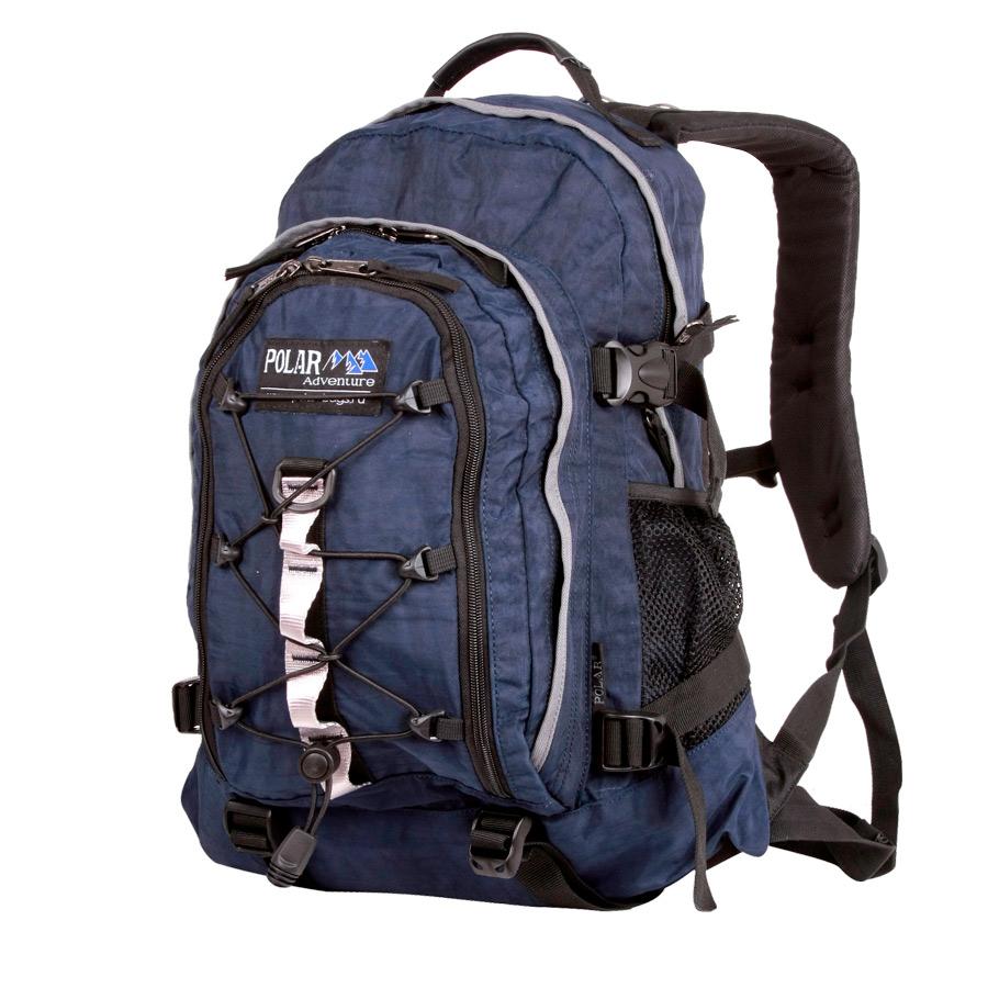 Рюкзак городской Polar, 27 л, цвет: синий. П1956-04 - Рюкзаки